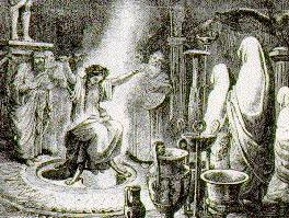 Delphi-oracle
