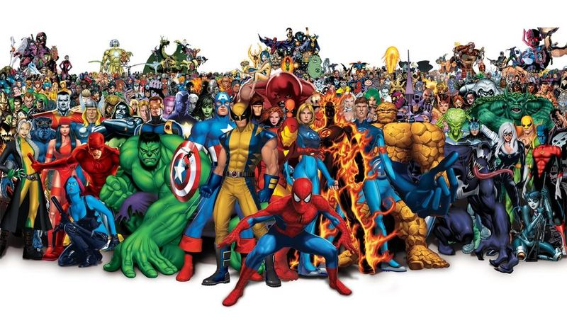 Marvel Geek Week