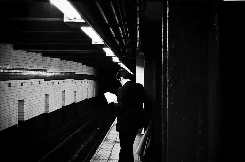 Subway Reading