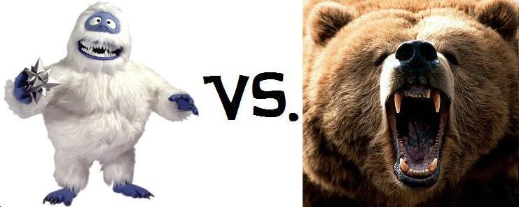Yetis vs. Bears - Geek...