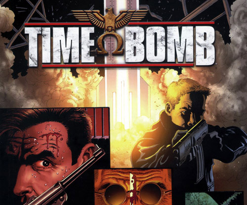 Palmiotti Gray Time Bomb 2011