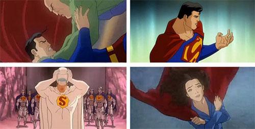 All Star Superman Movie 2011