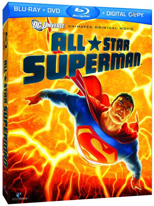 All Star Superman 2011