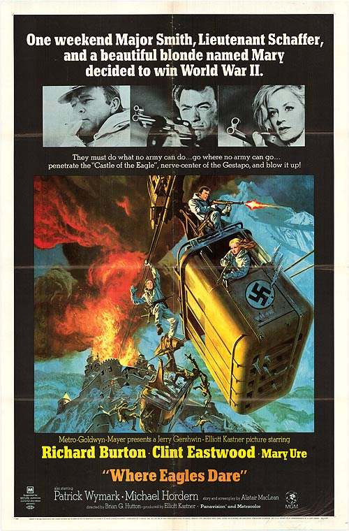 Where Eagles Dare 1968