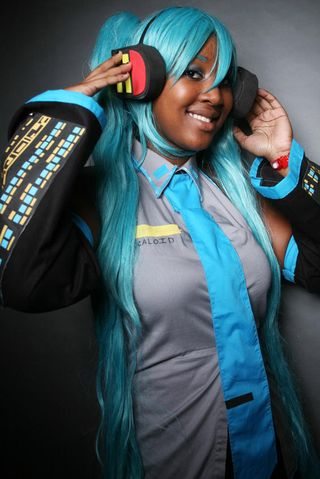 Represent: Black Faces in Ejen Chuang's Cosplay in America