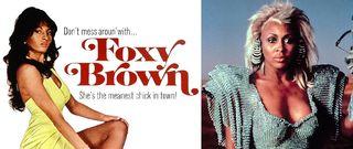 Foxy Brown vs. Aunty Entity