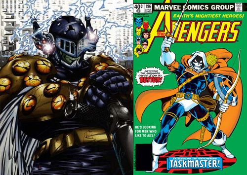Prometheus vs. Taskmaster