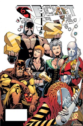 So long, Secret Six