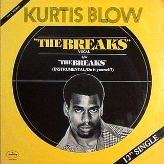 Kurtis Blow, The Breaks