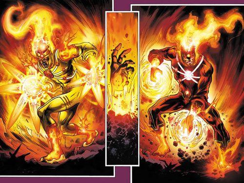 Firestorms