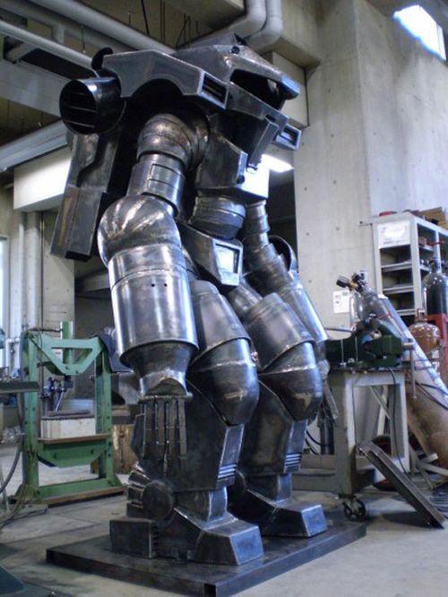 Starship Tropers armor