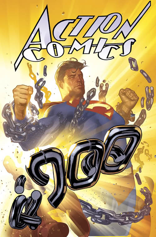 DC Comics Superman Action 900