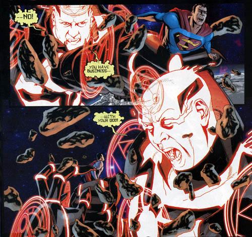 Lex Luthor DC Comics 2011