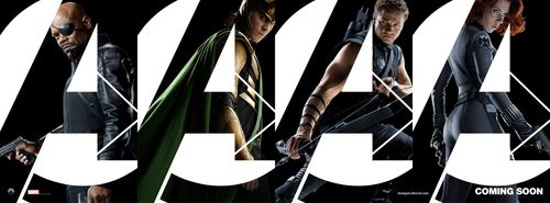 Nick Fury, Loki, Hawkeye, Black Widow