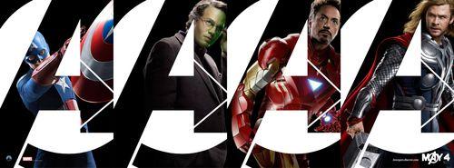 Captain America, Bruce Banner, Iron Man, Thor