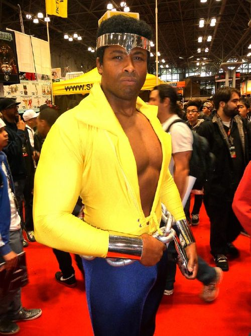 Luke Cage cosplay