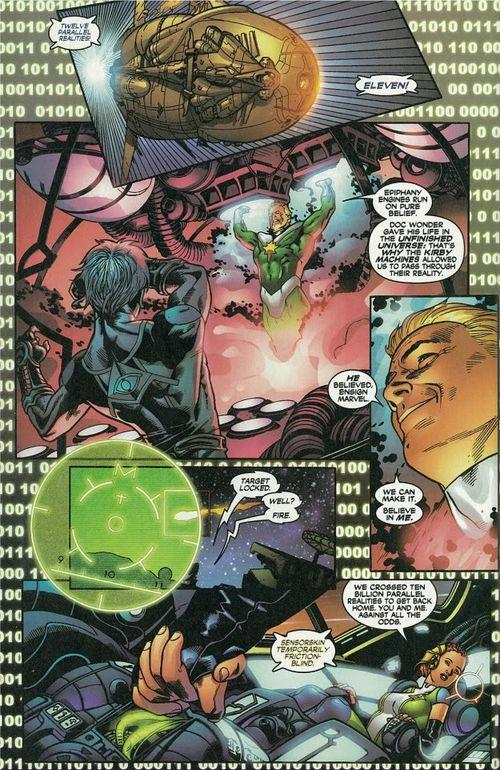 Marvel Boy page 3