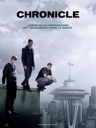 Chronicle-frenchposter