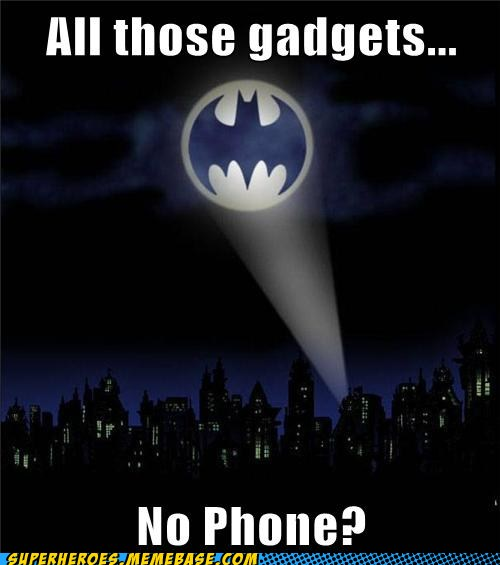 Superheroes-batman-superman-all-those-gadgets-no-phone