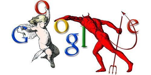 Google-hell-evil