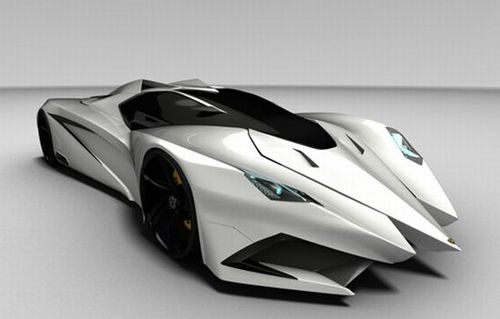 Cars New Lamborghini Concept Car Spearheads A Bold New Direction