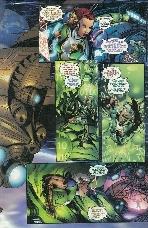 Marvel Boy page 2