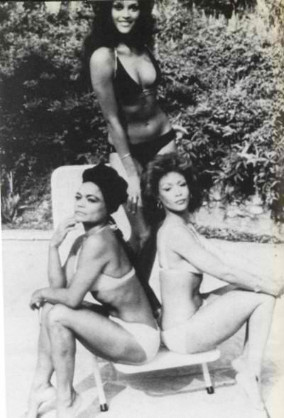 Jayne Kennedy, Eartha Kitt, Freda Payne