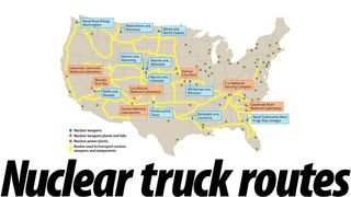Truck Routes