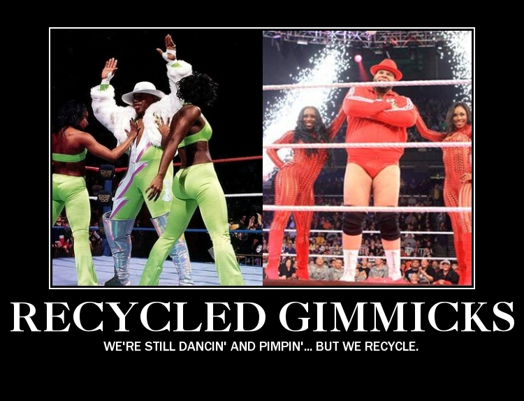 MP Recycled Gimmicks