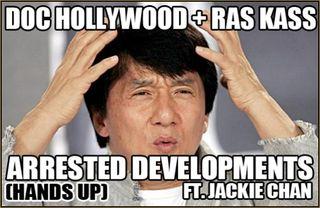 Ras Kass + Doc Hollywood -ARRESTED Developments