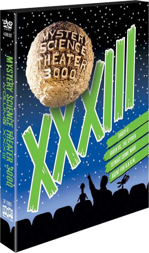 MysteryScienceTheater3000_XXXIII